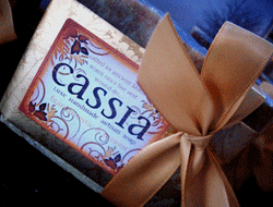 Soap Labels - Cassia Soap