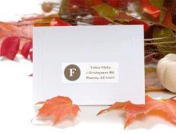 Envelope Labels - Address Labels - Funke