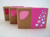 Herban Lifestyle Fuzzy Soap Label
