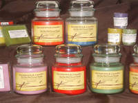 YeOldeWicks Candle Labels