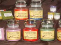 YeOldeWicks Candle Labels