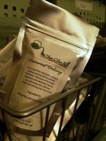 Cha Cha Tea Packaging Label