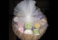 OmMade Crafts Gift Basket