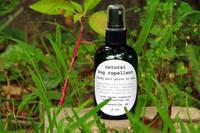 Union Street Soapworks Bug Repellent Label