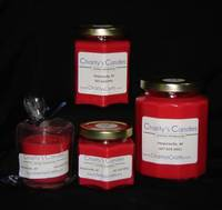 Charity''s Candles & Crafts Candle Labels