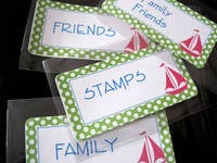 Graceful Correspondence Identification Labels