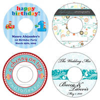 Customer CD Labels