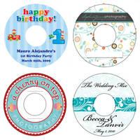 Customer CD Labels