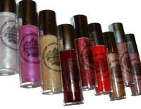 Shelly Frances Makeup Labels