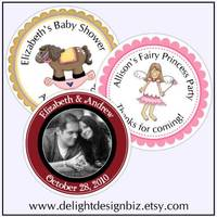 Delight Design Biz Labels