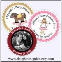 Delight Design Biz Labels