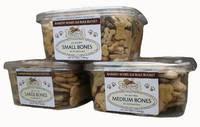 Bag of Bones Barkery Medium Bones Labels