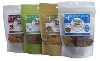 Bag of Bones Barkery Healthy Bites Labels