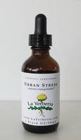 La Yerberia Urban Stress Tincture Label