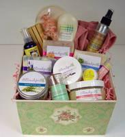 Ellen April Body Product Labels