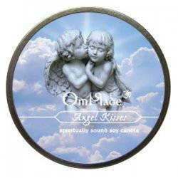 OmMade Crafts Angel Kisses Candle Label
