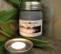 CT River Candles Label