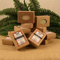 Escentual Harmony Soap Labels