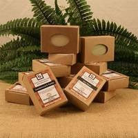Escentual Harmony Soap Labels