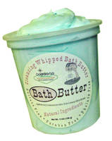 Creamy Whipped Bath Butter Labels