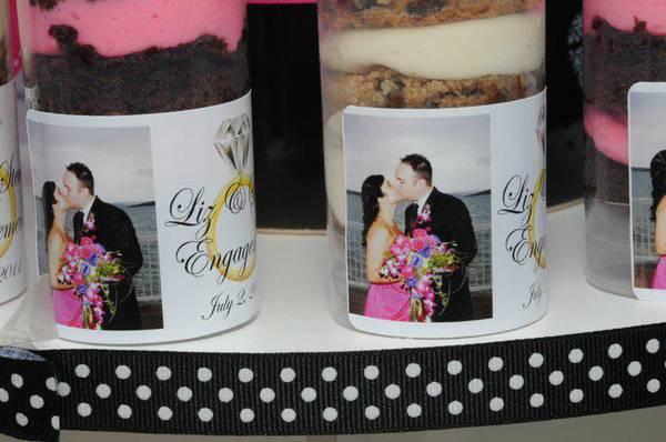 Go Cakes! NYC Push Pop Label