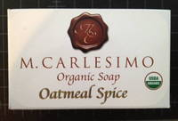 Natural Soap Label