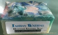 Tahitian Waterfall Handmade Soap