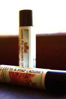 b.co.co. lip balm Labels