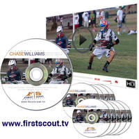First Scout College Recruitment Videos (DVD Label)