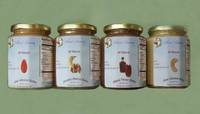 Ethical Bounty Gourmet Nut Butters Jar Labels