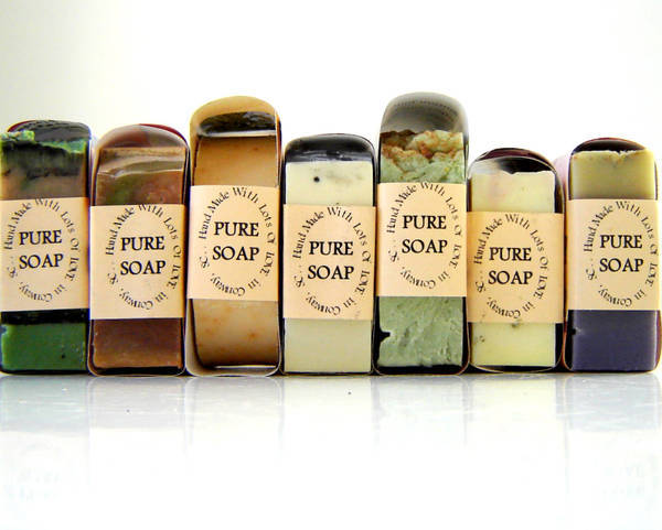 Soap For Your Soul Handmade Soap Label Customer Ideas