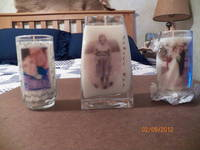 MARY'S MEMORY CANDLES
