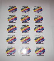 Sticker Heaven Label Stickers