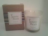 Jenny Bean Candle Labels
