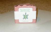 Mary's Green and Clean Handcrafted Soap Label