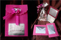 Roses, Wine & Chocolate Gift Sampler Set