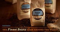 Park Avenue Coffee - Whole Bean Coffee Bag Labels