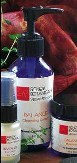 ReNew Botanicals Product Labels