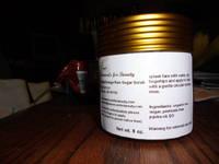 Vanilla/Orange Raw Sugar Scrub