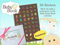 Baby Steps Book Stickers