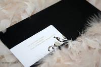 Wedding Wrap around labels