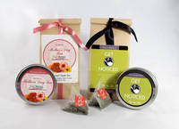 The Tea Can Company- Gift Bags and Tin Labels