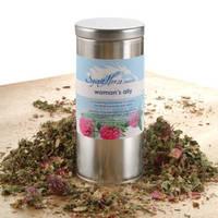 Spirit Horse Herbals Womans Herbal Tea Label