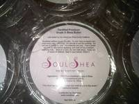 Soulshea Shea Butter Label