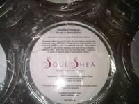 Soulshea Shea Butter Label