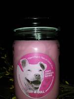 Willow Moon Candles label