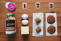 fuchsia epicerie fleur's cookie jar labels