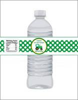 Cute Farm Waterproof Bottle Wraps
