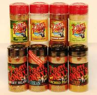 Pirate Jonny's Caribbean BBQ Rub and Seasonings