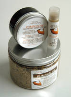 Virtue Natural Pumpkin Pie Body Creme Labels